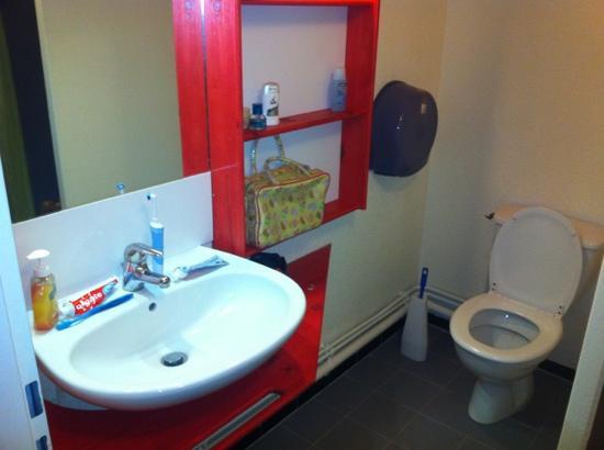 Bon Séjour La Plage : Ensuite bathroom