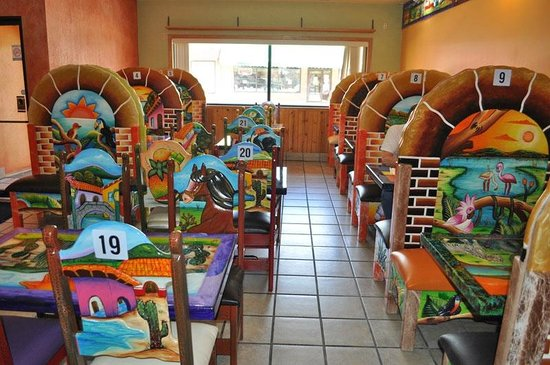 New London, WI:                   El Tequila Mexican Restaurant & Cantina