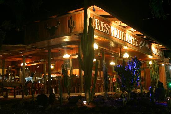 Hotel Arenal Rossi: Restaurante
