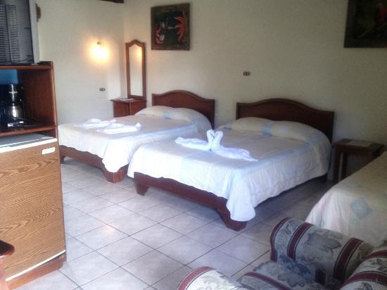 Hotel Arenal Rossi: Habitacion 118
