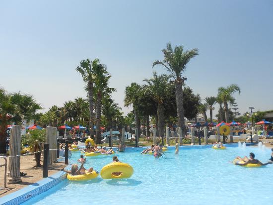 Carina Hotel Apartments: Water World