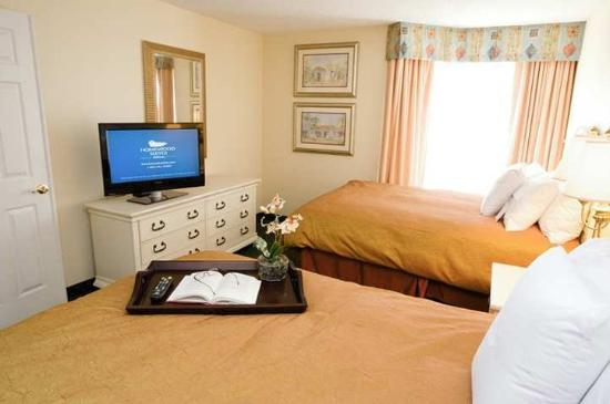 Hawthorn Suites By Wyndham Jacksonville: Guest Room