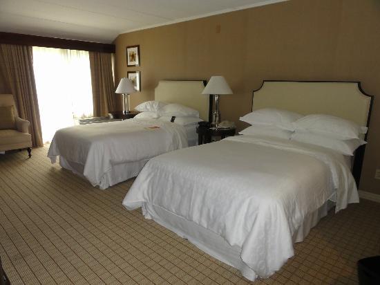 Sheraton Columbia Town Center Hotel: gorgeous room