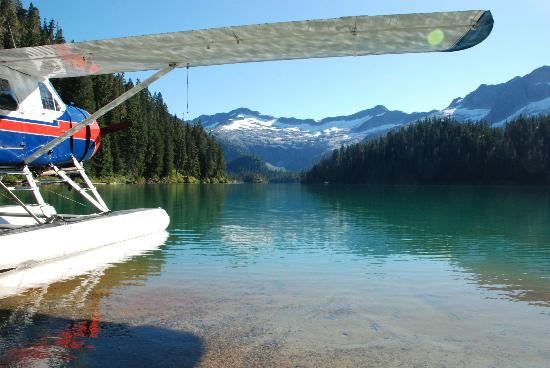 SaltSpring Air Tours