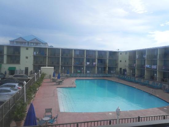 Beachmark Motel Ocean City
