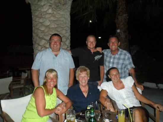 Miros Appartment Hotel: great company,thanks mark and ian