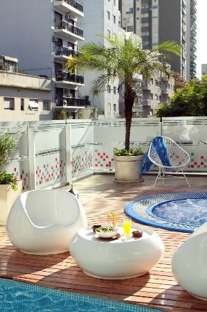 BA Sohotel: Área de Relax