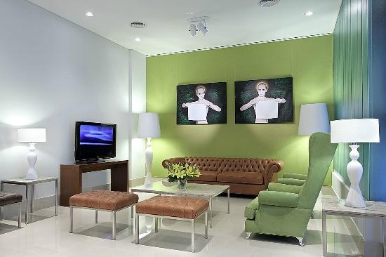 BA Sohotel: Lobby