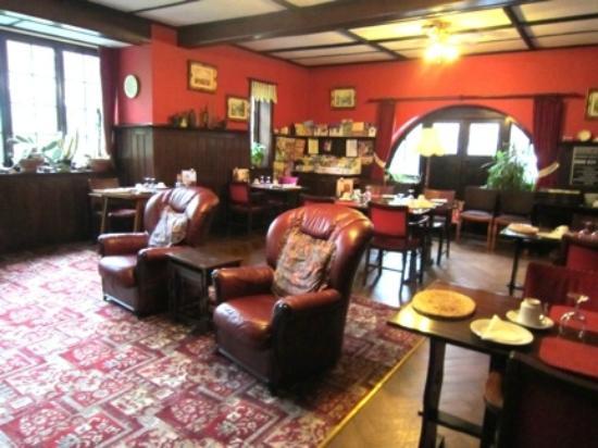 Danum House Lounge and Breakfast Room