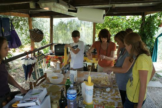 The Spice Lab: Learning the fine art of pasta making