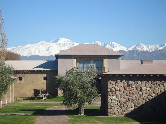 La Posada de Bodega Vistalba: Vista de una de las habitaciones
