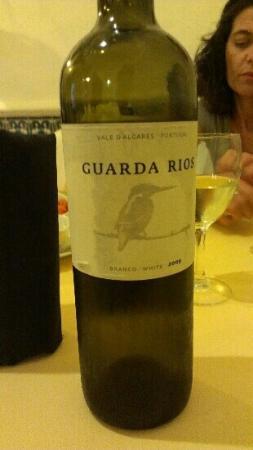 Porches Velho: recomiendo este vino blanco