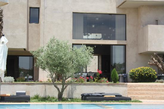 Sirayane Boutique Hotel & Spa : Hotel Sirayanne architecture