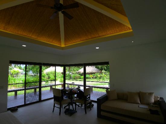 Banana Beach: Spacious newly-built casita