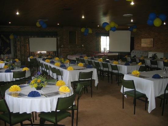 Colonial Motor Inn : Conference & Function Centre, Full catering for up to 40 people