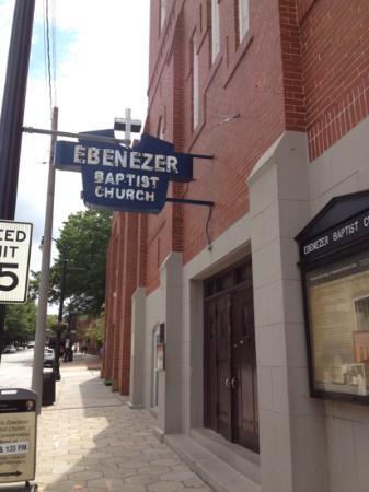 Ebenezer Baptist Church of Atlanta : Ebenezer Baptist Church