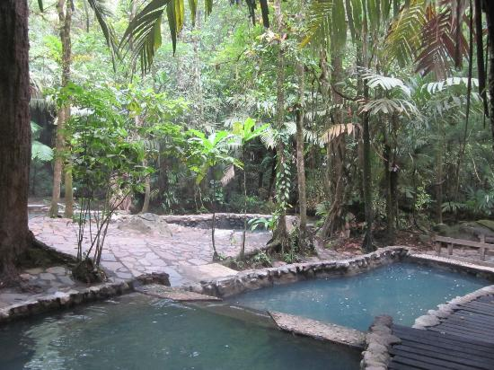 Termales del Bosque: Hot springs