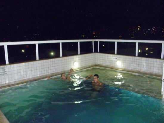 Atlantis Copacabana: Pileta