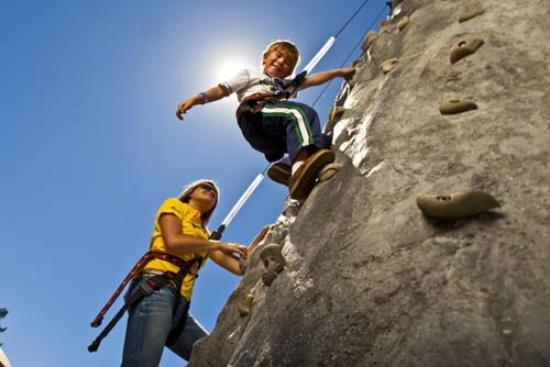 Rock climbing petaluma