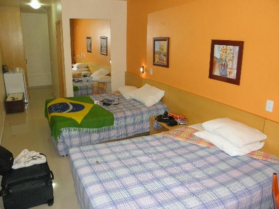 Atlantis Copacabana: Habitación 