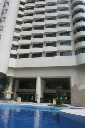 Hotel Novotel Kuala Lumpur City Centre: Novotel hotel