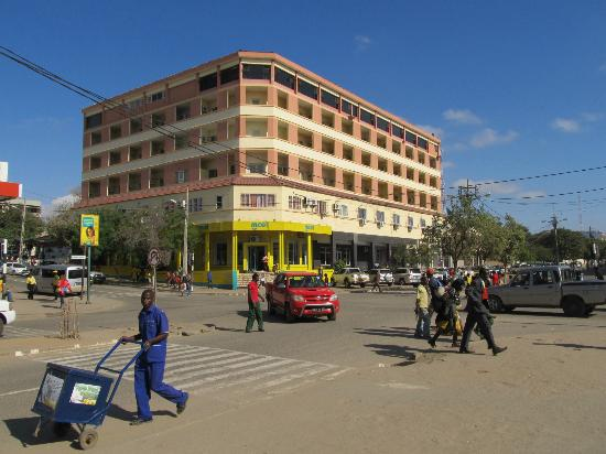 Tete, Mozambik: Hotel