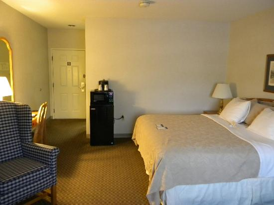 BEST WESTERN PLUS Country Cupboard Inn: Deluxe King room