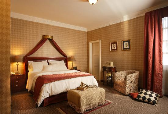 Hotel Boutique Santa Lucia: Habitacion Matrimonial