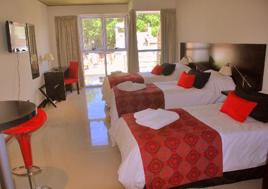 Tango Lodge: Triple room