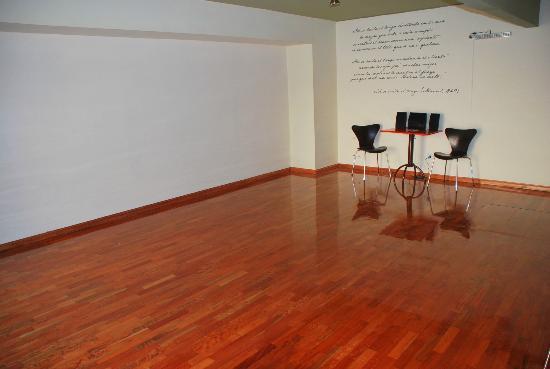 Tango Lodge: Tango dancing hall