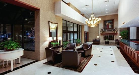 Wyndham Riverfront Little Rock : Lobby