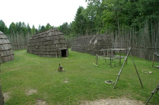 Ska-Nah-Doht Village and Museum: Ska-Nah-Doht village