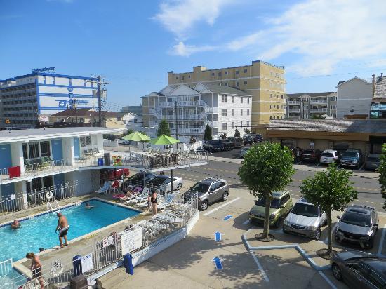 SeaGull Motel : Piscine