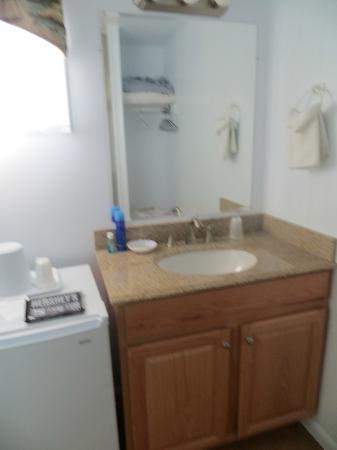 SeaGull Motel : Salle de bain