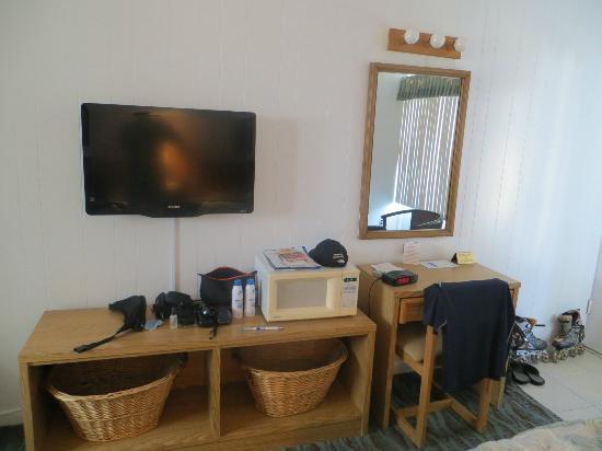 SeaGull Motel : Chambre