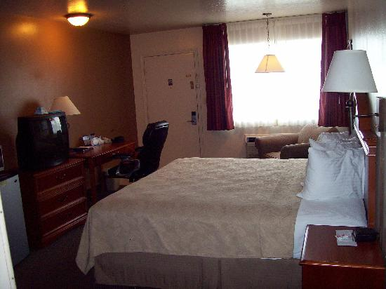 Best Western Paradise Inn: My room