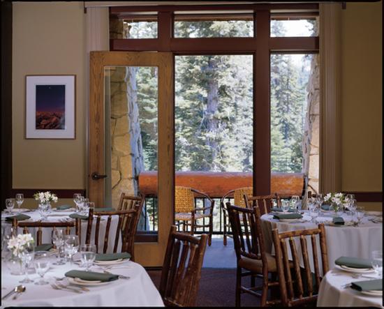 Wuksachi Lodge: Banquet Rm