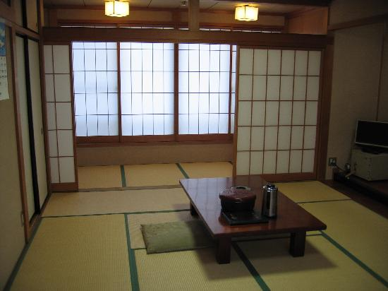 Kahoku, ญี่ปุ่น: 部屋