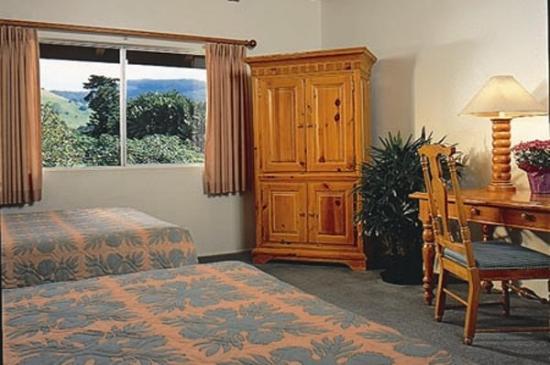Castle Waimea Country Lodge : Guest Room