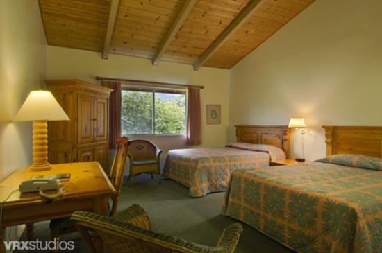 Castle Waimea Country Lodge: Guest Room