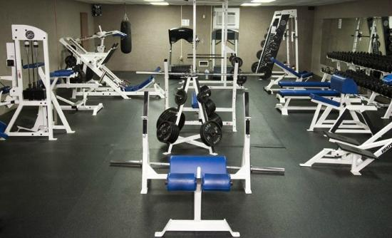 Caribou Inn & Convention Center: Fitness Center 10,000 Sq'+