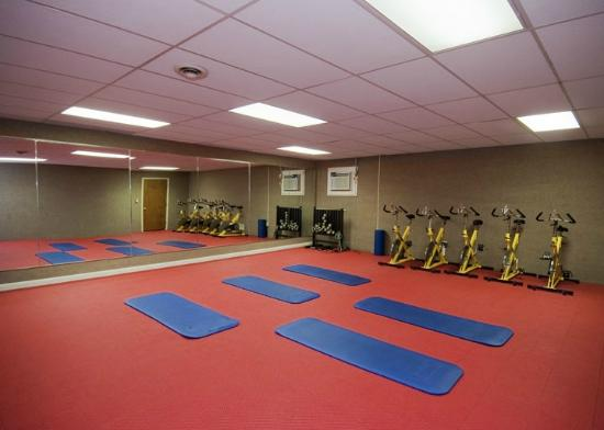 Caribou Inn & Convention Center: Aerobics & Studio Class Cenetr