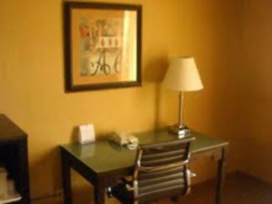 Holiday Inn Express Winston-Salem Downtown West: Desk work area
