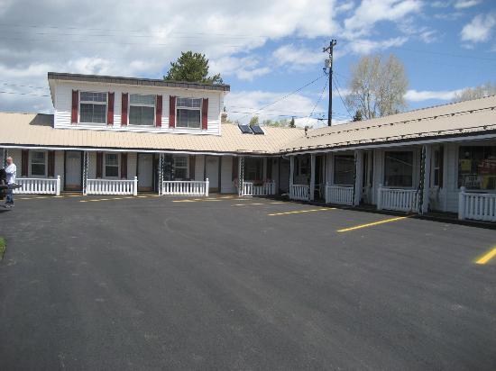 Trail Riders Motel Granby Co