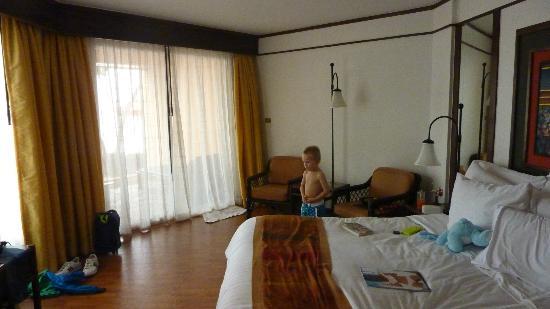 Marriott Hua Hin Resort & Spa: Room