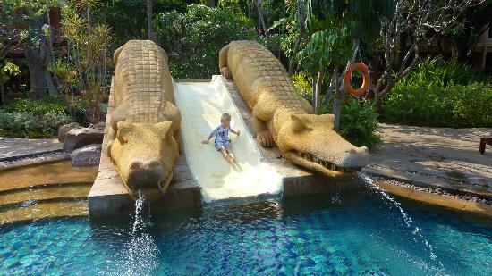 Marriott Hua Hin Resort & Spa: Mini Pool