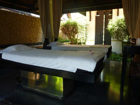 Marriott Hua Hin Resort & Spa: Spa