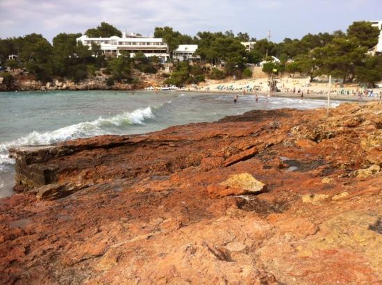 Grupotel Oasis : strand Portinatx Ibiza