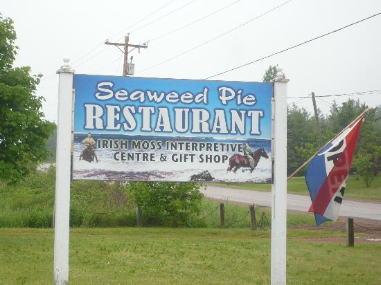 Seaweed Pie Cafe: stopping here for lunch