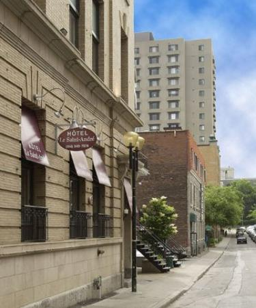 Photo of Hotel Le Saint Andre Montreal